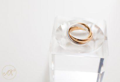Золотое кольцо Тринити-дизайна