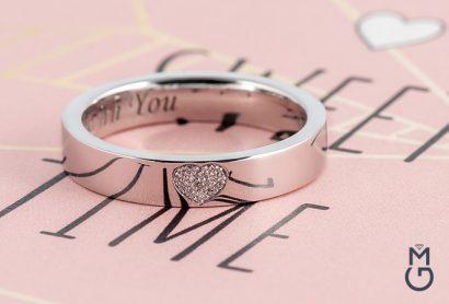 кольцо на заказ