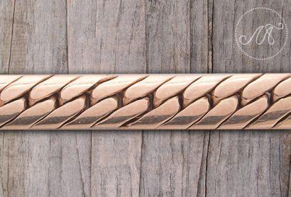 Золотая цепочка плетения «Кобра»