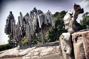 Монумент Яну Сибелиусу, Финляндия