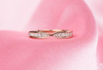 Обручальное кольцо Тиффани дизайна